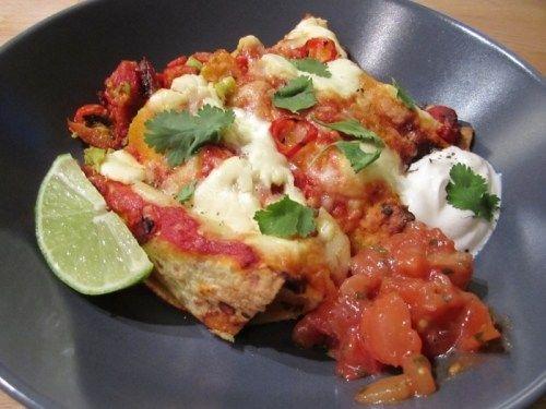 Recept: Lactose- en Suikervrije Mexicaanse Burrito's met Gehakt - Blij Zonder Suiker