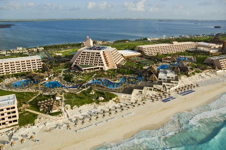 Cancun- 2015 Travel Trend Getaways view more at www.KendraThorntonTravel.com