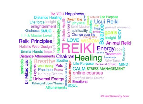 Reiki explained by Emma Hands from Handserenity.com #reiki #healing #energy #ReikiMaster #ReikiCourses