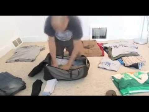 Come preparare una valigia perfetta - YouTube