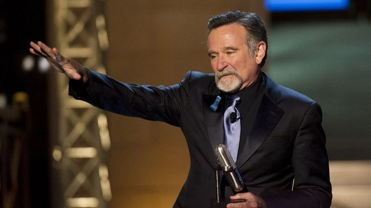 Oscar winner Robin Williams dead at 63 by suicide -RIP Robin