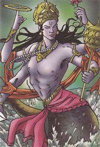 Vishnu - Matsya Avatar