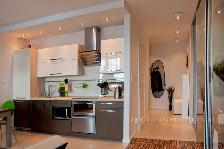 Meble kuchenne ma a kuchnia szukaj w google kitchen for Projekty kuchni z salonem