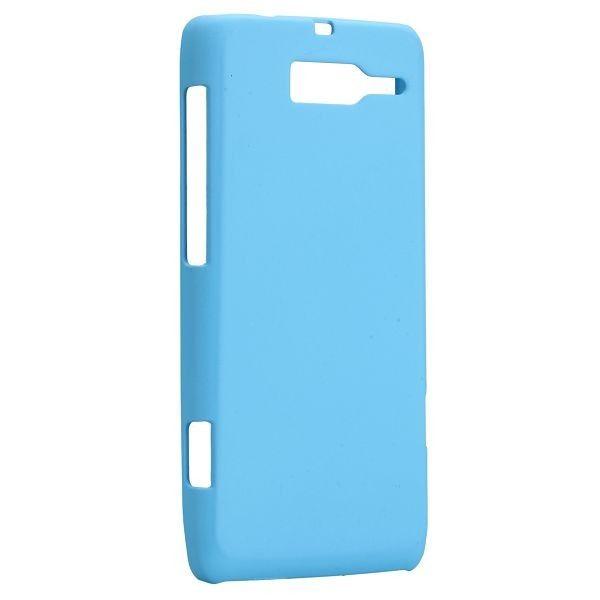Hard Shell (Lyse Blå) Motorola DROID RAZR M Deksel