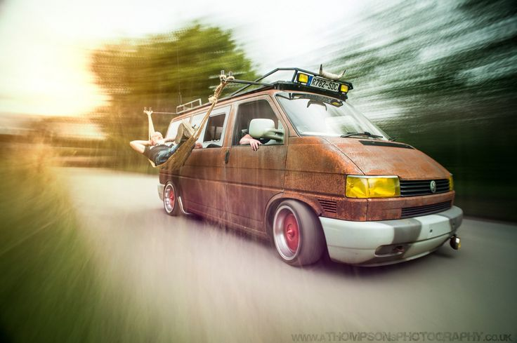 VW T4 - Rusty Rat look https://www.facebook.com/aTHOMPSONsPHOTOGRAPHY