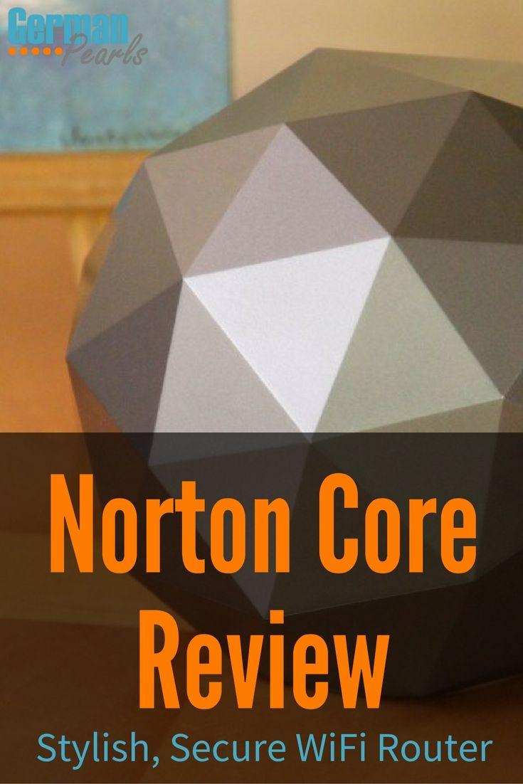 Norton Core Secure WiFi Router Review (Unboxing the Norton Core and a review of the wireless router of the future!) #techgadgets #wifi #router #gadgets #tech #router #ad #GetNortonCore via @GermanPearls