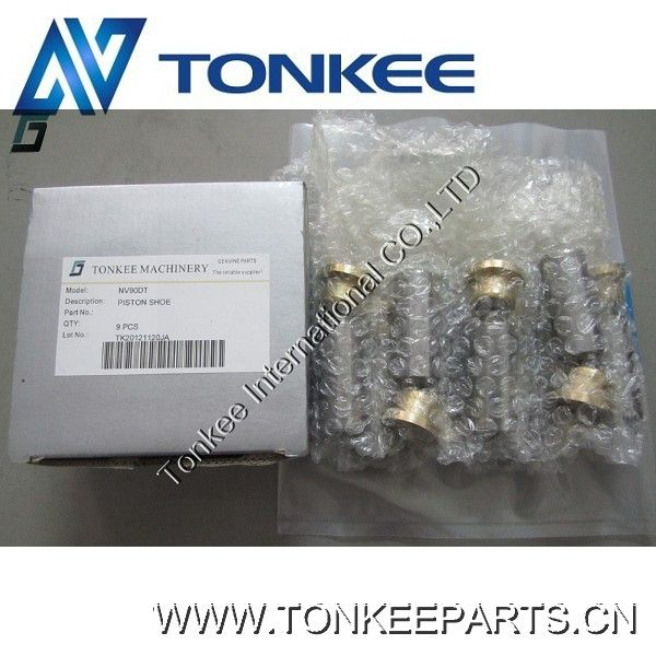 KAWASAKI NV90DT Piston shoe, NV90DT Piston shoe, Piston shoe for NV90DT Hydraulic pump