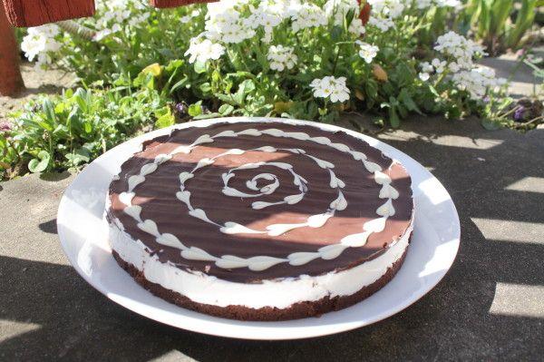 Fehér csokis sajttorta