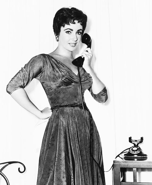 Elizabeth Taylor Vintage Dresses