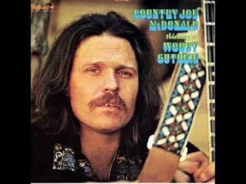 Country Joe McDonald_ Thinking of Woody Guthrie (1969) full album - YouTube