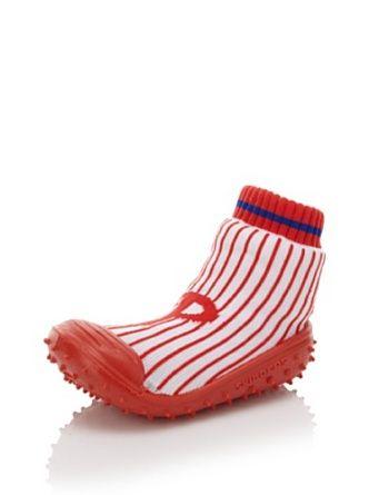 Pusat Sepatu Untuk Anak - Skidders Philadelphia Phillies Anak Slip-Resistant Indoor / Outdoor Selipkan-On Sepatu Hybrid dengan Socks | Pusat Sepatu Bayi Terbesar dan Terlengkap Se indonesia