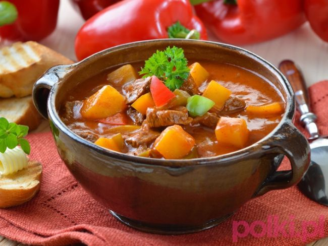 Zupa gulaszowa:  Hotpot, Hungarian Food, Lithuanian Food, Husband Favorite, Eintopf Rezepte, German Food, Healthy Food, Favorite Recipes, Czech Cookingbakingfood