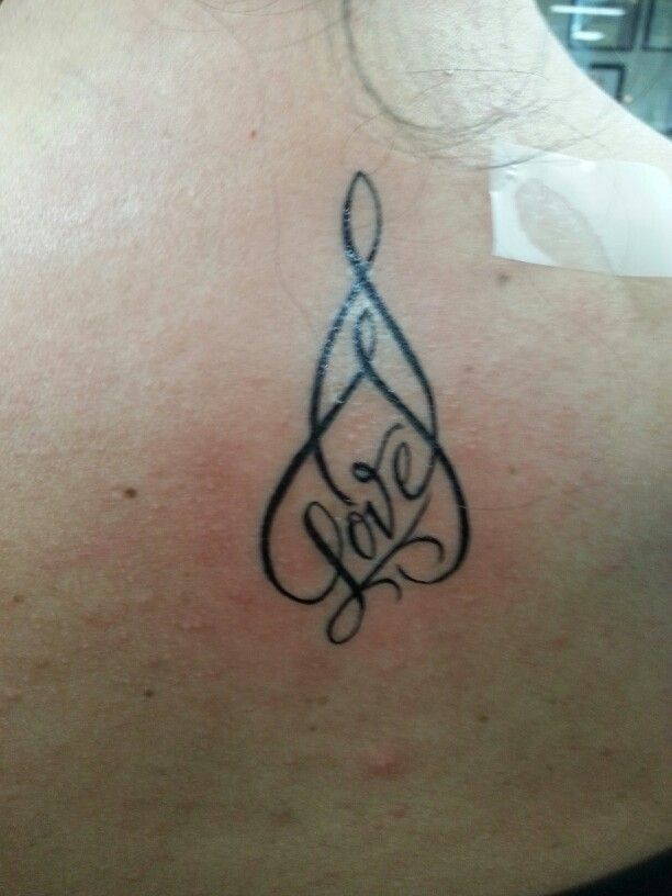 Mother daughter Tattoo ♥♡