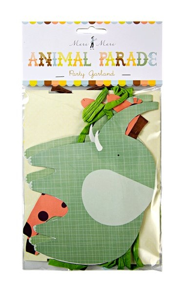Flags - Animal Parade