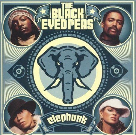 The Black Eyed Peas ELEPHUNK / CD 2003 Bonus Track #Rap