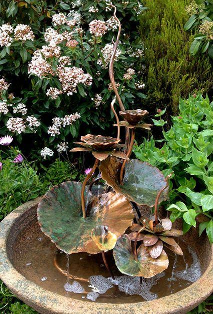Water Fountains || Annie Storey