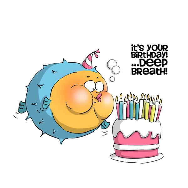 566 best images about birthday happy clip art on pinterest for Fishing birthday cards