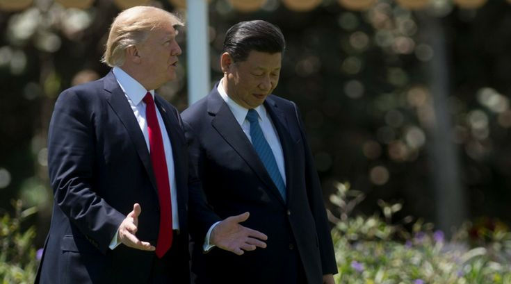 China's Xi, in call with Trump, urges peaceful settlement to Korea crisis.