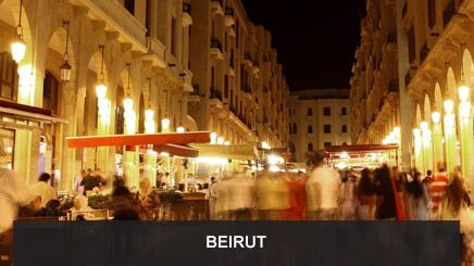Book Virtual Office, Serviced Office and Meeting Rooms in Beirut (Lebanon) from Servcorp India.