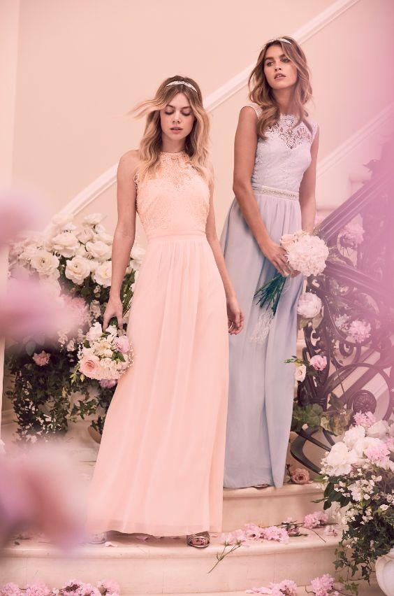 Lujo Prom Vestidos Bluewater Imagen - Ideas de Vestidos de Boda ...