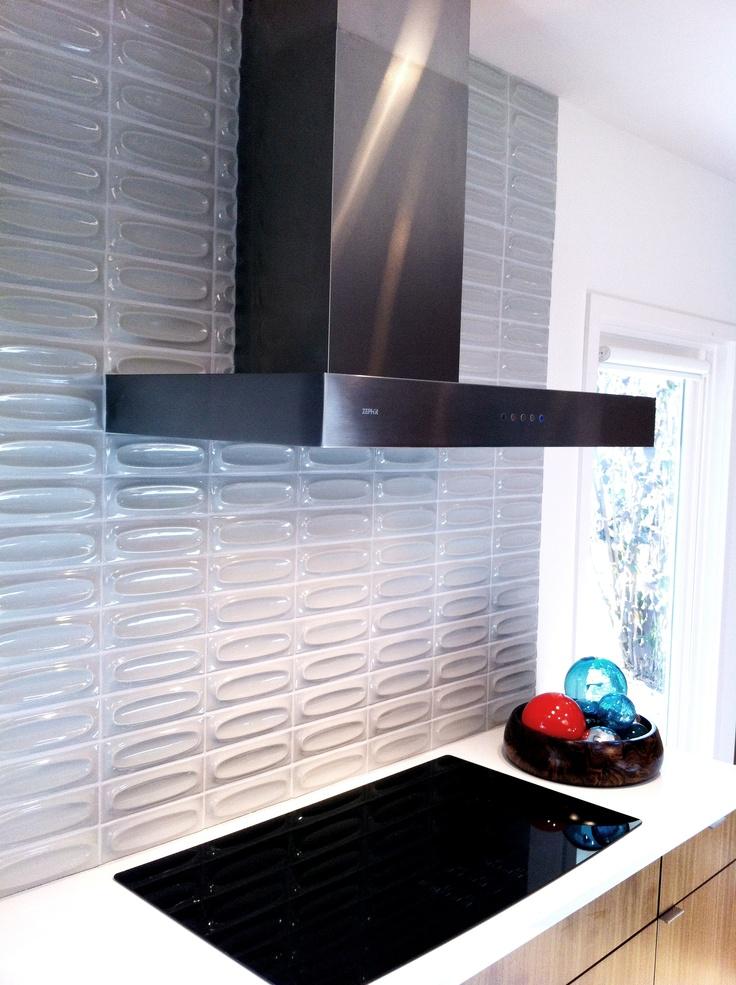 finished heath tile backsplash moderne kchentraumkchenkchen spritzschutz kchen designideen fr die kche - Stein Backsplash Ideen Fr Die Kche