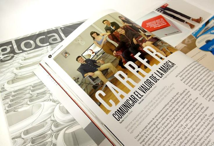 carrer en la revista glocal http://carrer.mx/