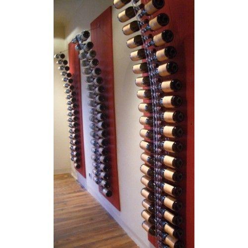 Vino portabottiglie di design da showine arredamento cucina portabottiglie pinterest - Porta vino da parete ...