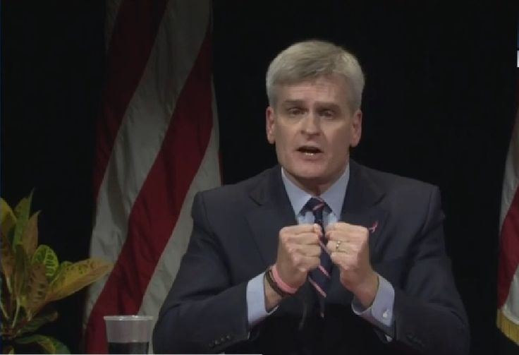 "In Senate Debate, Rep. Cassidy Says 'Not Sure Climate Change Is The Issue' As Louisiana Sheds Coastline ~   A recent New York Times' Magazine feature covering a major Louisiana lawsuit against these oil and gas companies lays out the landscape, saying that ""beneath the surface, the oil and gas industry has carved more than 50,000 wells since the 1920s, creating pockets of air in the marsh that accelerate the land's subsidence:"""