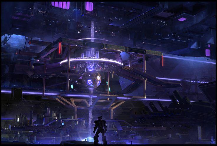 Transformers - Cybertron by Hideyoshi