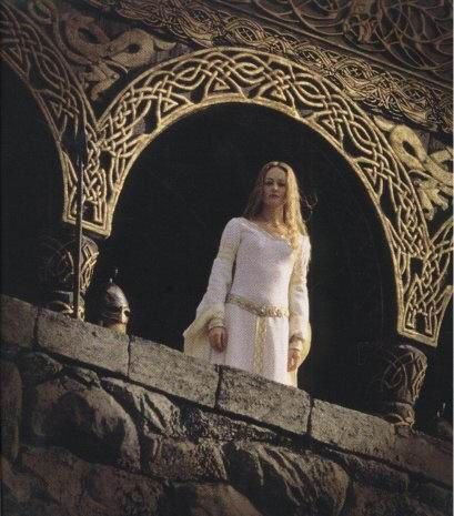 : Eowyn. All the way. Her spirit is so strong and she is such a fighter:)