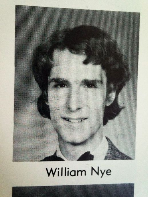 Bill Nye the HOT Science Guy