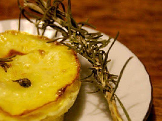 Frittatine di patate al forno...tipo tortini, foto 1