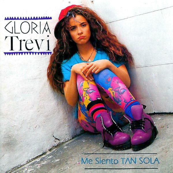 Gloria Trevi - Me Siento Tan Sola at Discogs