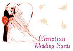 Christian wedding card messages: 12 samples congratulation messages