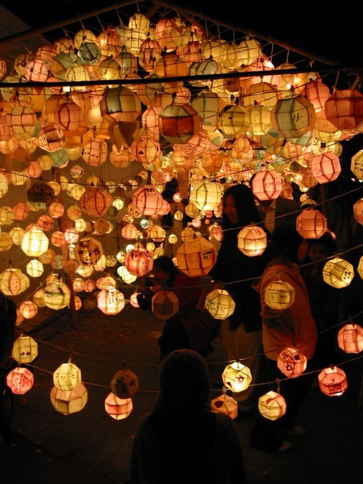Lotus lantern festival 2001 - Culture of Korea - Wikipedia, the free encyclopedia