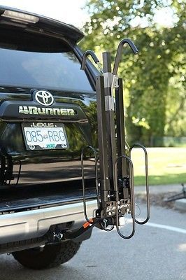 Rear Bike Rack For Car Suv Minivan Truck Hitch Mount Bicycle Carrier Holder New6 Type