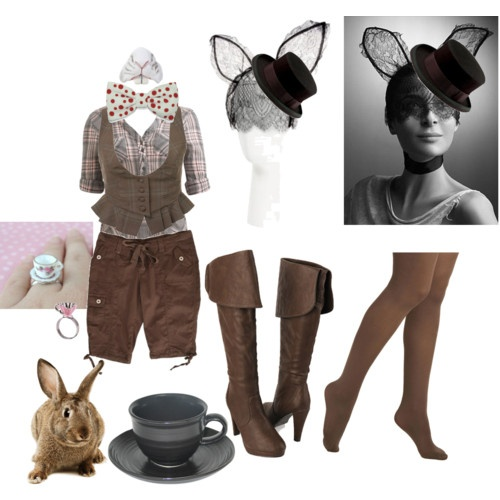 March Hare - Polyvore