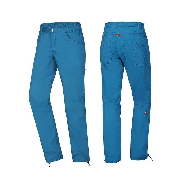 Pánske ľahké nohaviceOcún Dragosú vyrobené z príjemného materiálu, aby Vás pri lezení nijako neobmedzovali.Ocún Dragosú strečové nohavice s vysokým stupňom funkčnosti, poskytujú maximálnu slobodu pohybu.