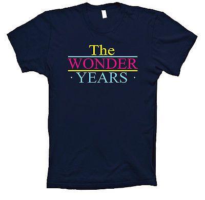 La Maravilla años Camiseta inspirada Kevin Arnold Winnie Cooper 80s Tv Show Top