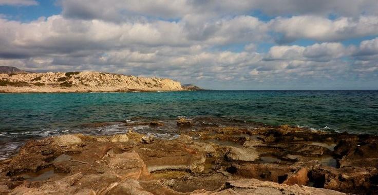 Visit Greece| Diakoftis beach, Karpathos Dodecanese #Greece www.facebook.com/skala.karpathos