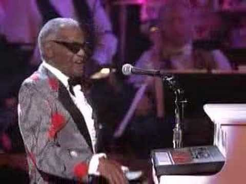 Stevie Wonder and Ray Charles - Living For The City.
