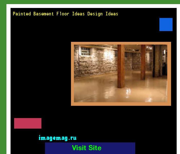 Painted Basement Floor Ideas Design Ideas 085230 - The Best Image Search