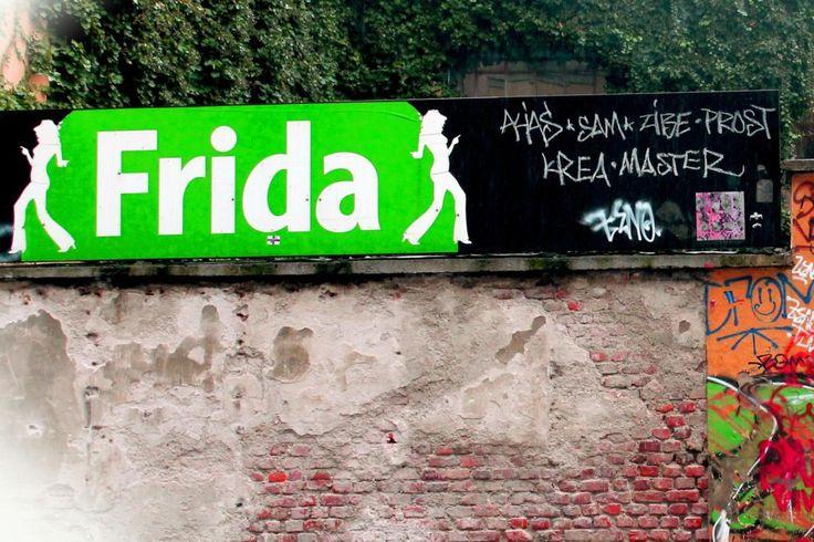 Frida - manoxmano Milano