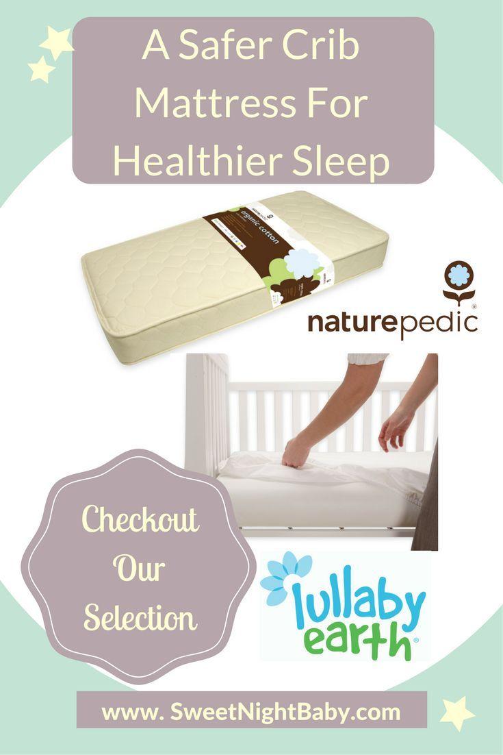 Best crib toys your baby - Organic Cotton Classic Seamless Crib Mattress