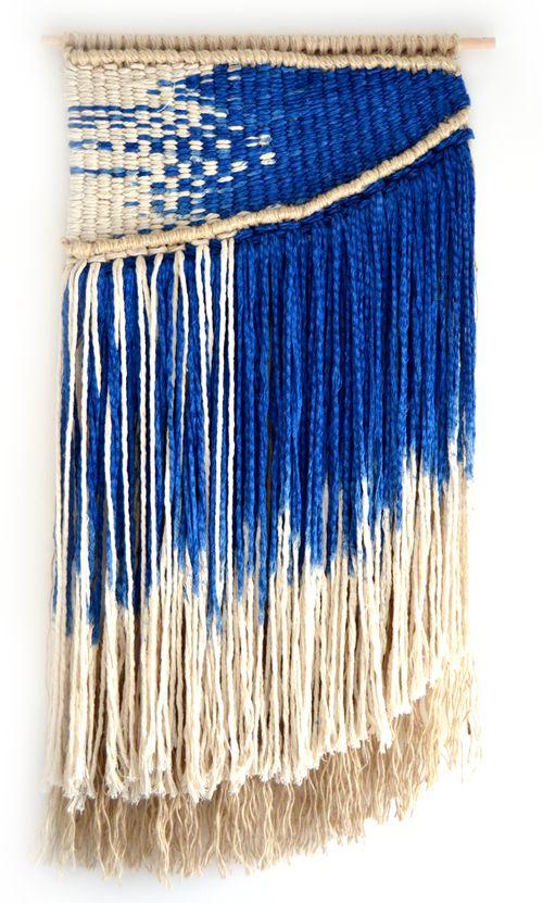 Duduá: Nuevo taller de tapiz de macramé