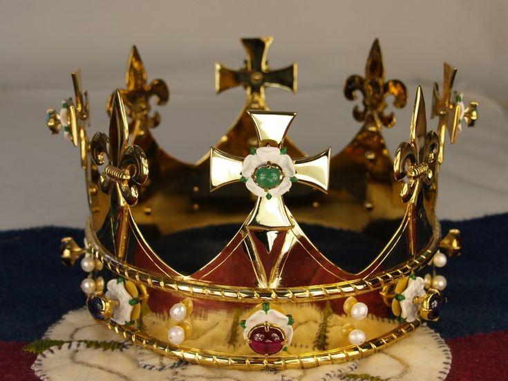 The Crown of King Richard III — John Ashdown-Hill