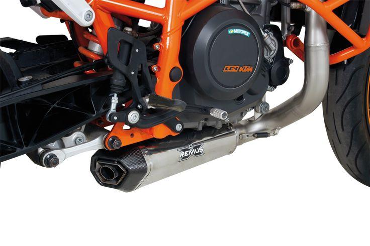 Choć sezon motocyklowy zbliża się ku końcowi, zdecydowanie nie jest to zły moment na montaż sportowego układu wydechowego w motocyklu. Dziś przedstawiamy rozwiązanie REMUS INNOVATION dedykowane jednośladom KTM z serii 690 Duke.  Więcej informacji: http://www.remus-polska.pl/sportowy-uklad-wydechowy-dla-ktm-690-duke/  Film prezentujący układ wydechowy: https://www.youtube.com/watch?v=z1JWiqoACx4  Remus Polska http://www.remus-polska.pl/