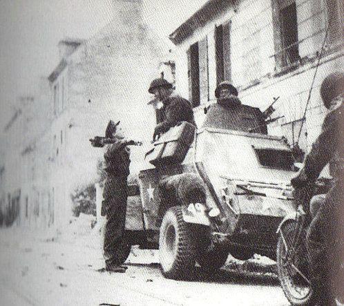 3rd armoured