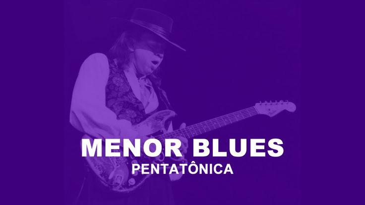 PENTA BLUES MENOR #pentatonica #blues #menor #penta #music #musica #brasil #cassio #ca1sio #consultoria #coach #blog #metodo #plano