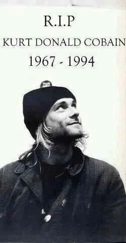 Overdose Addiction  Serafini Amelia  Nirvana Kurt Cobain  RIP